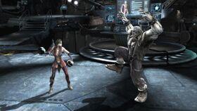 Harley vs Grundy