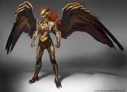Hawkgirl alt