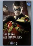Tim Drake IOS