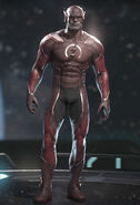 Flash - Demon - Alternate