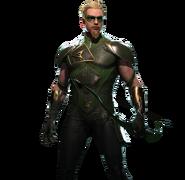 Green Arrow (Character Select Render)