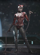 Catwoman - Demon - Alternate