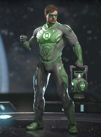 Green Lantern - Willpower
