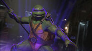 INJ2 Donatello Super Move Activating