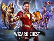 Wizard chest