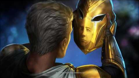 Injustice 2 Doctor Fate's Ending