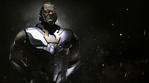Injustice 2 - Introducing Darkseid!