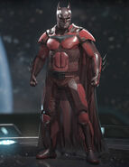 Batman - Demon - Alternate