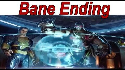 Injustice Gods Among Us - Bane Ending 【HD】