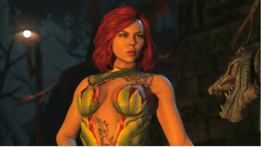Image poison ivy appears in injustice 2g injusticegods among poison ivy appears in injustice 2g voltagebd Gallery