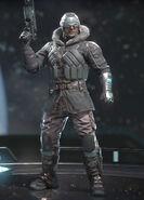 Captain Cold - Black Ice - Alternate