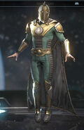 Doctor Fate - Pandora's Vision