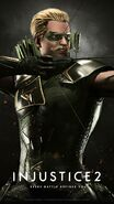 Injustice2-GREEN-ARROW-wallpaper-MOBILE-625626