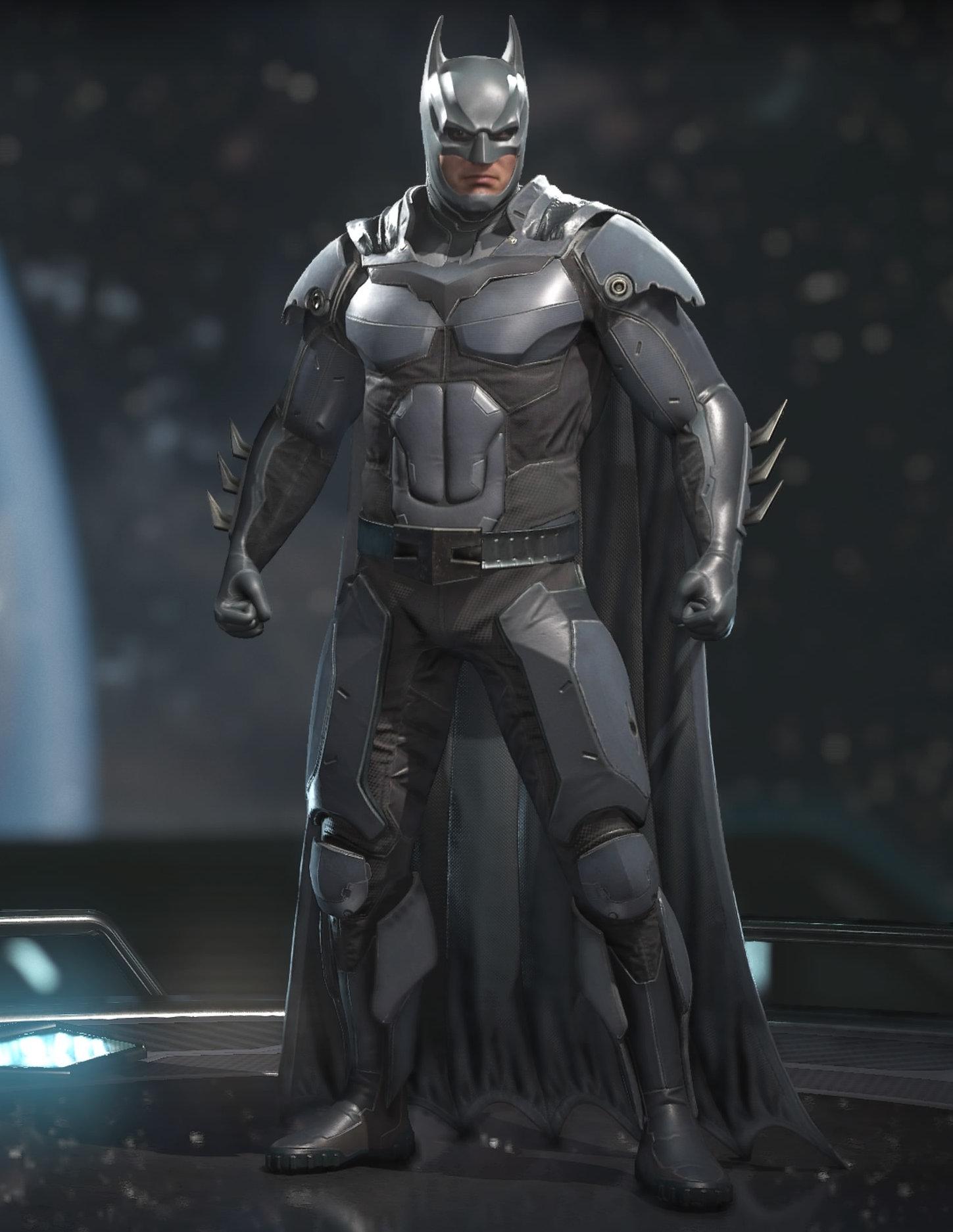 Batman - AK Battle Armor 5U89R & Batman (Bruce Wayne)/Gallery | Injustice:Gods Among Us Wiki | FANDOM ...