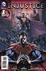 Injustice: Year Two Issue 1