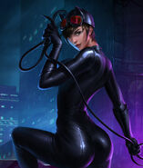 Catwoman - Injustice 2 - Art 2