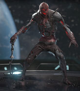 Scarecrow - Demon