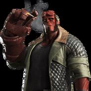 +DLC Hellboy