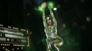 Enchantress Super move activating