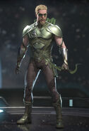 Green Arrow - Nth Metal (alt)