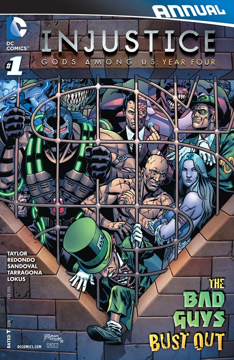 Injustice gods among us year four annual 1 injusticegods among injustice gods among us year four annual 1 voltagebd Choice Image
