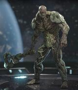 Swamp Thing - Verdant Avenger (alt)