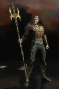 Aquaman in Archives