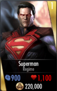 SupermanRegimeCardiOS