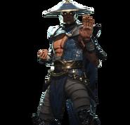 Raiden (Character Select Render)