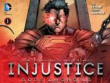 Injustice: Gods Among Us Comic