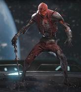 Scarecrow - Demon - Alternate