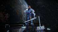 Sub-Zero (Injustice 2; unmasked)
