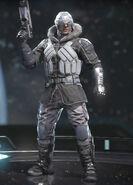 Captain Cold - Polar Whiteout