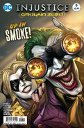 Injustice Ground Zero Issue 9 Cover