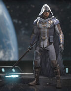 Robin - Agent 37 - Alternate