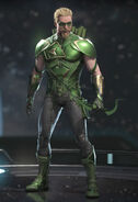 Green Arrow - Nth Metal