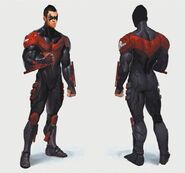 Nightwing Concept's 2
