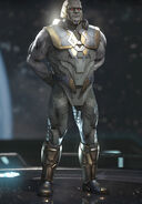 Darkseid - Power and Glory (alt)