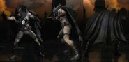 Batman blackest night