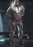 Darkseid - Power and Glory