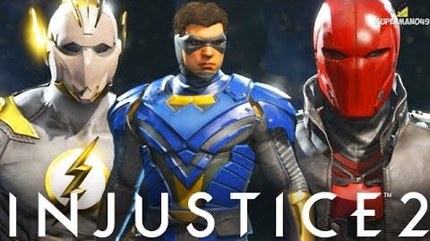 injustice 2 how to get epic gear