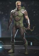 Green Arrow - Emerald Archer - Alternate