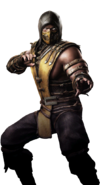 InjusticeScorpionMortalKombatX