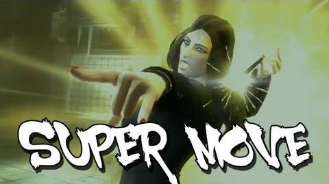 Injustice Gods Among Us - Zatanna's Super Move HD