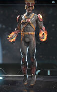 Firestorm - Dark Matter