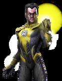 Sinestro Render