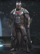 Batman - Desert Knight (alt)