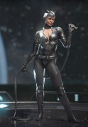 Catwoman - Nth Metal