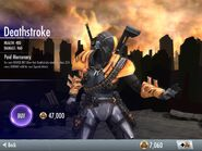 Deathstroke iOS