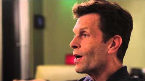 Injustice Battle Arena Celebrity Expert Kevin Conroy, Voice of Batman